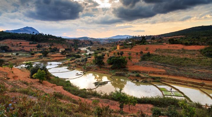Landschap Madagaskar
