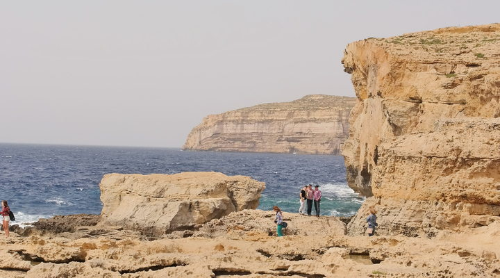 Azure Window nadat het ingestort is in 2017