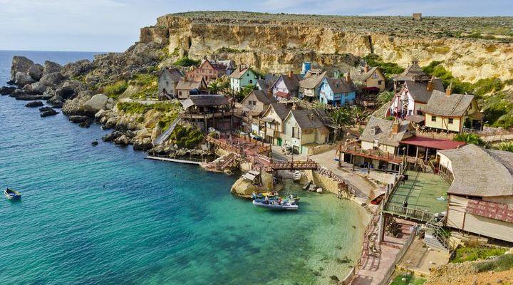 Popeye Village op nieuwe bestemming Malta