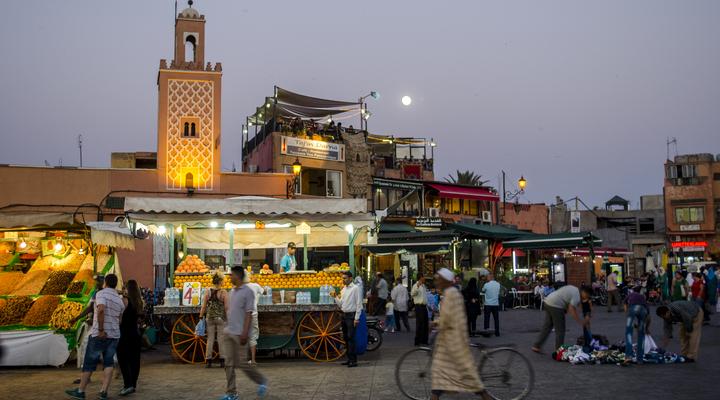 Reisadvies: Is Marokko een veilig vakantieland ... Rosetta Reizen