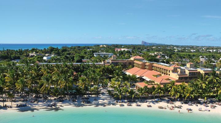 De prachtige stranden van Mauritius