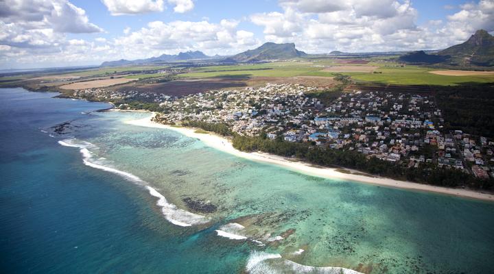 Grand Voyage van Mauritius naar Italië bij Stip