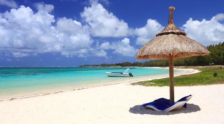 Landschap Mauritius