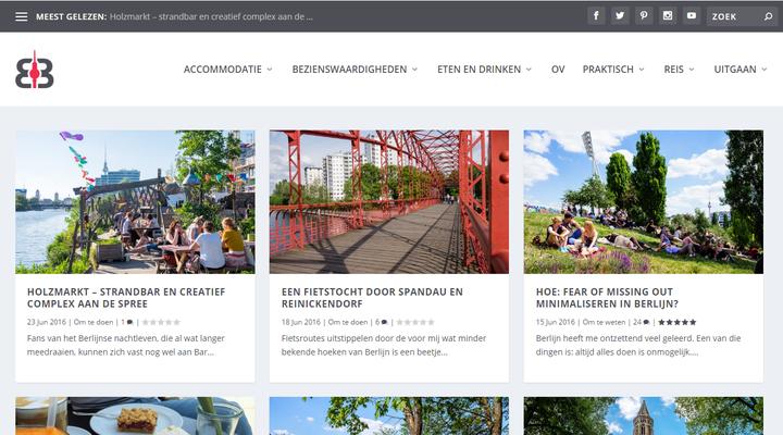 De reisblog BerlijnBlog