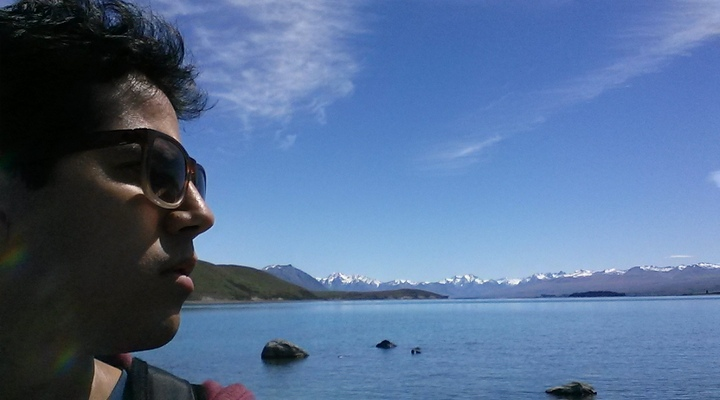 De pracht van Lake Tekapo