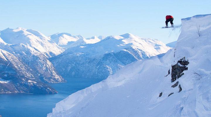 Op wintersport in Noorwegen met Oad