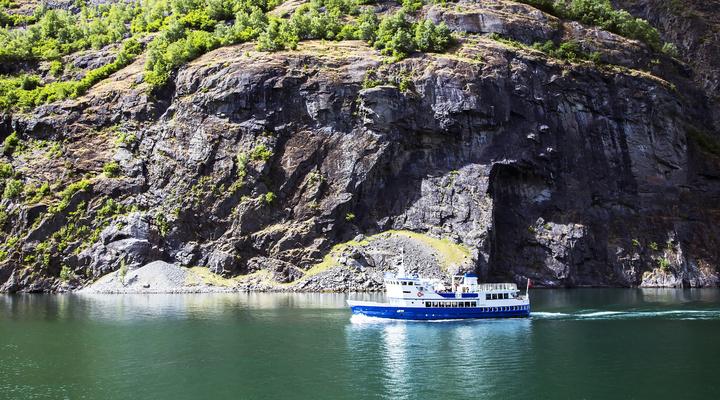 Cruise met Stip door de Noorse fjorden