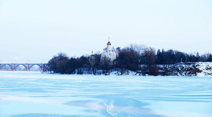 Monastic Island