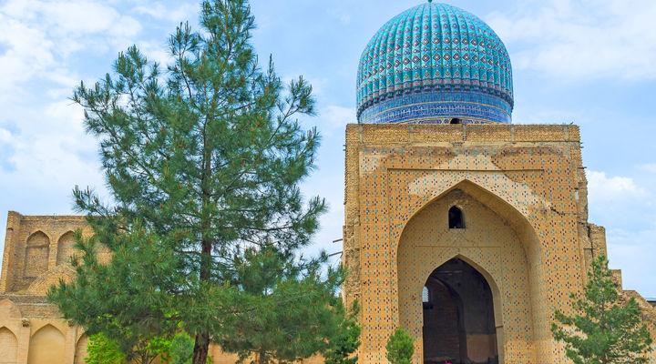Bibi-Khanym Moskee