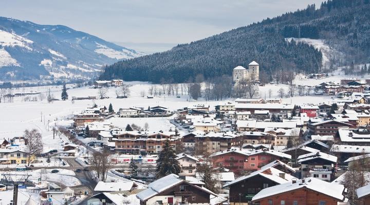 Kaprun, populair skigebied