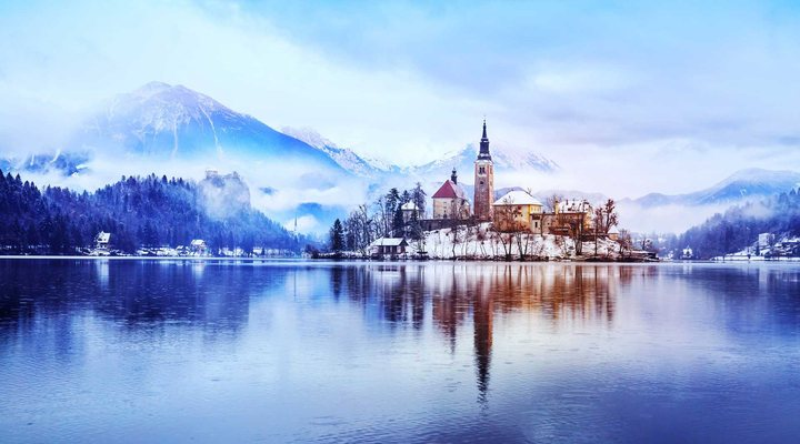 Achtdaagse wintersfeer Karinthië