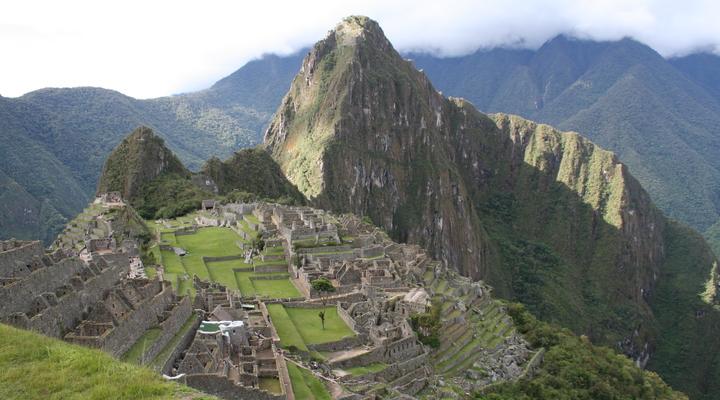 Incatrail naar Machu Picchu, Peru