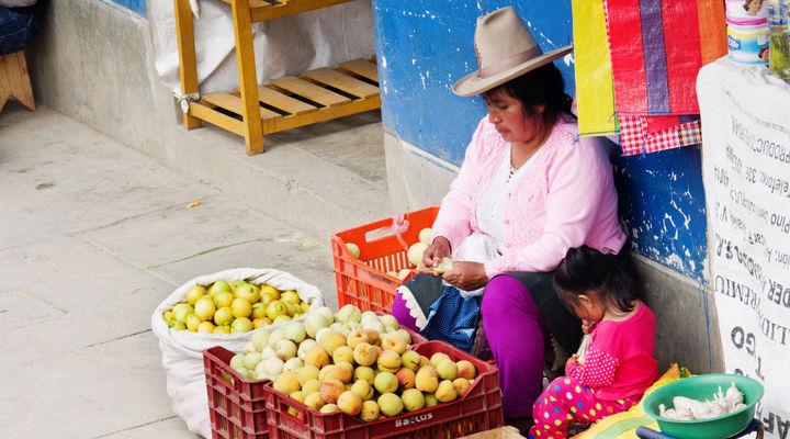 Peruaanse bevolking