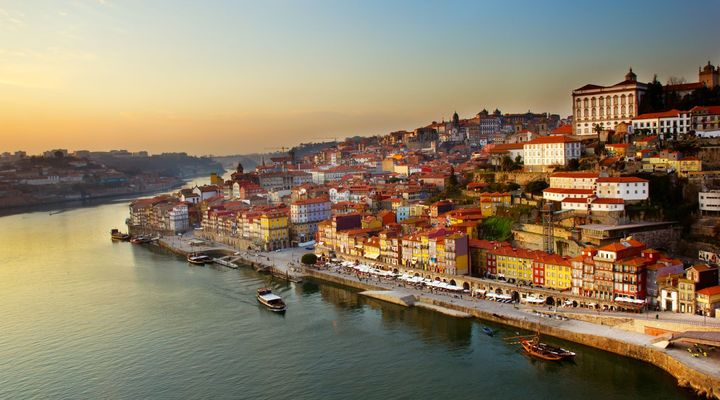 Porto, stad in Portugal
