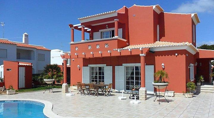 Vakantiehuis das Areias in Portugal