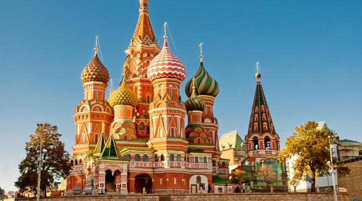 Prachtige gebouwen tijdens je rondreis in Rusland