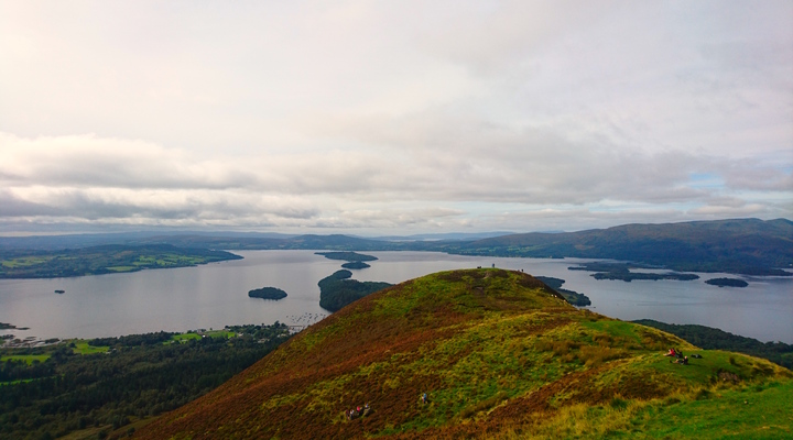Conic Hill, Schotland