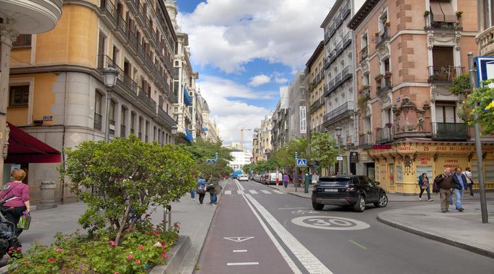 Top 5 Luxe Hotels Madrid Reisbureau