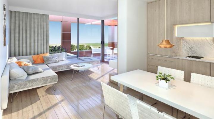 Luxe suite van Amarac Suites