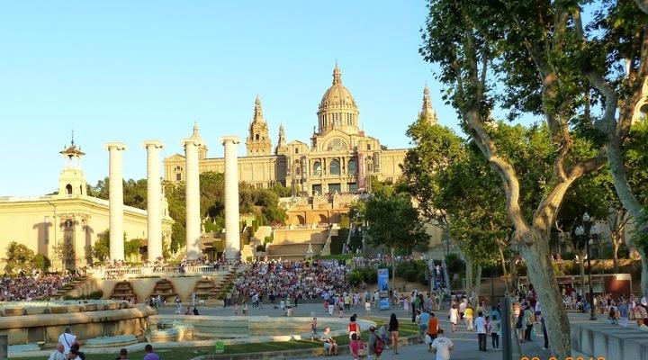 Barcelona, stad met de For You service