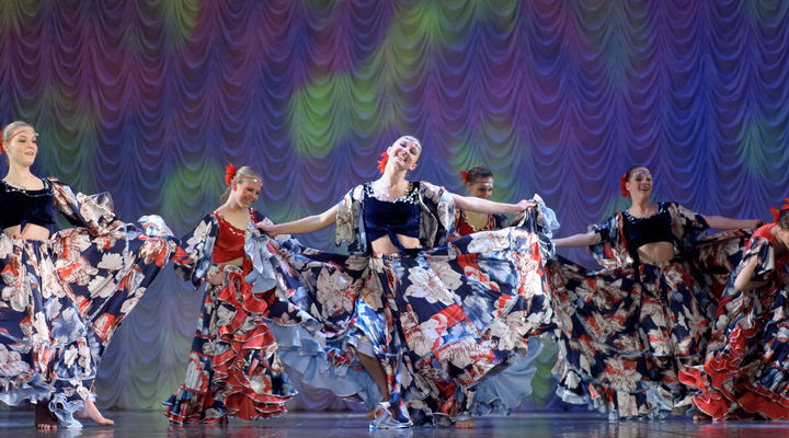 Flamencodanseressen