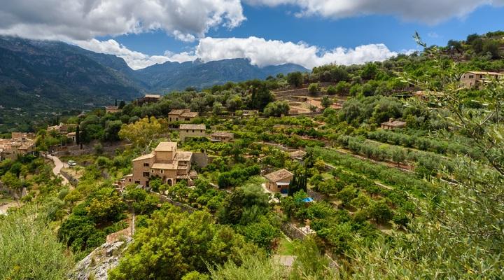 Landschappen Spanje