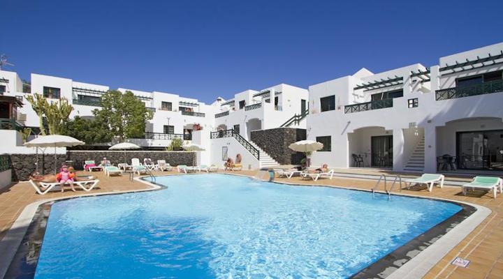 Zwembad Guinate Club, Lanzarote