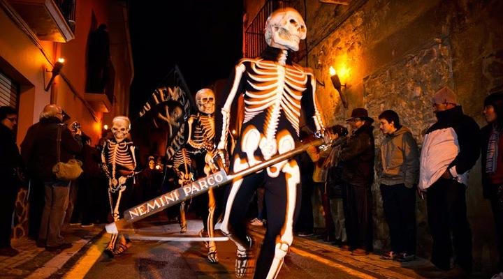 La Danza de la Muerte, Verges