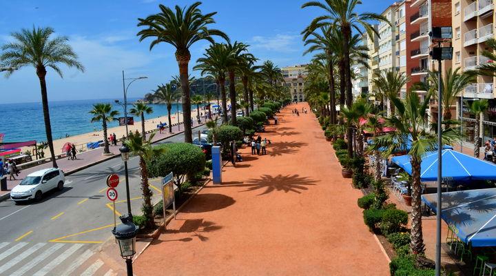 Lloret de Mar is populair bij Beachmasters