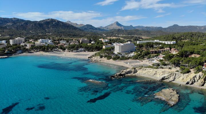 Paguera op Mallorca - Spanje
