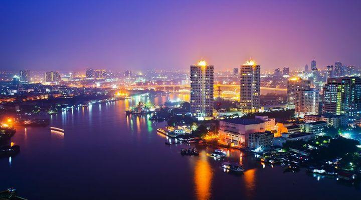 Een vliegende start naar een wereldstad