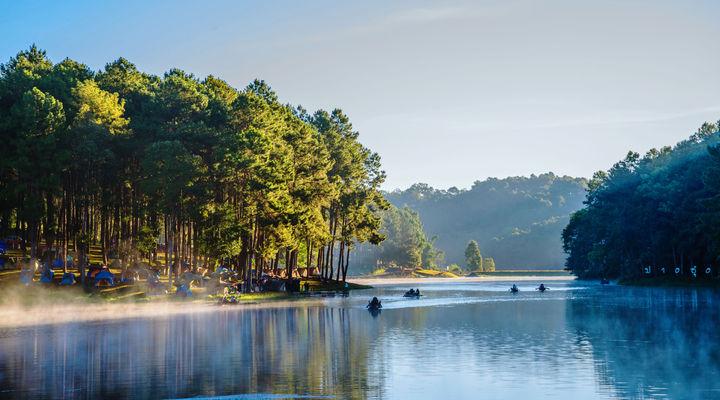 Mae Hong Son is een van de prachtige bestemmingen
