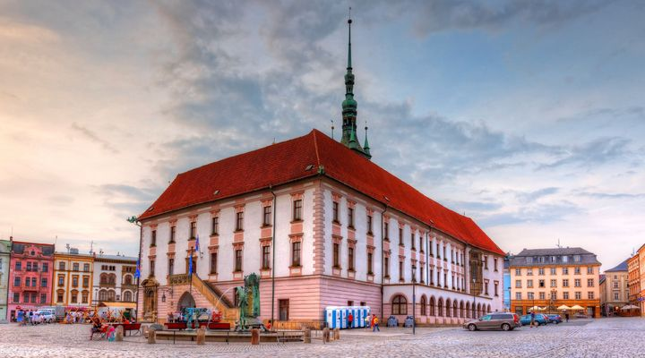 lokaal Tsjechisch mooi