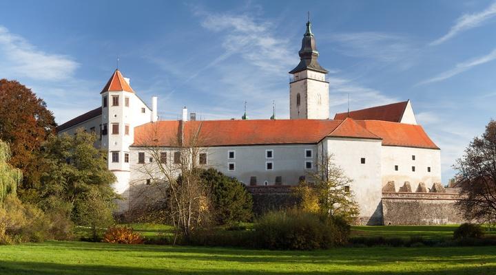Státní zamek Telč