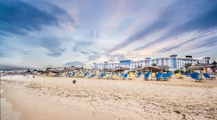Tunesië is een van de terugkerende zonbestemmingen
