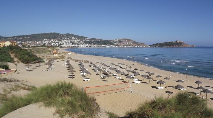 Strand in Tunesië