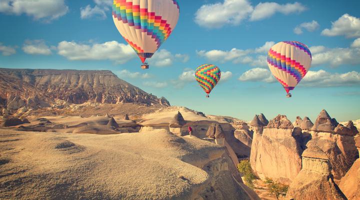 Bezoek de mooiste plekken van Turkije met FOX
