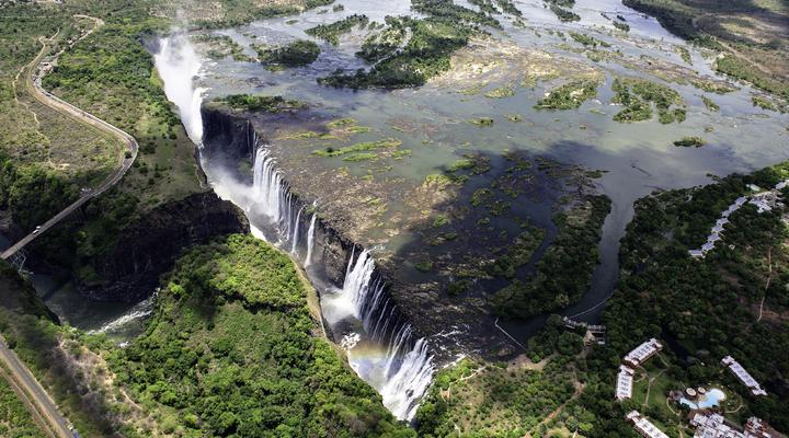 Deze bijzondere watervallen zijn een must see