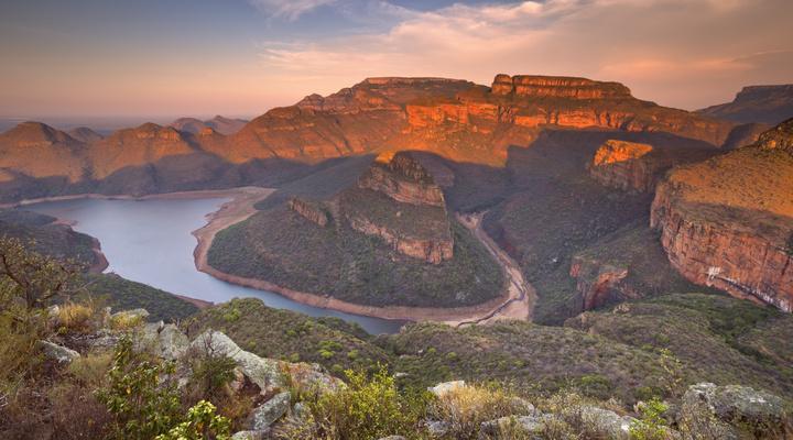 Zuid-Afrikaans landschap