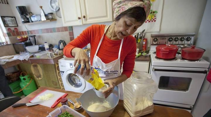 Kookles in Zuid-Afrika