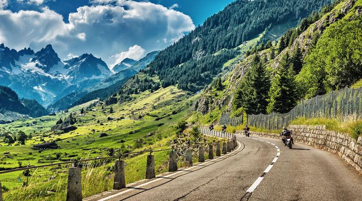 De Zwitserse Alpen
