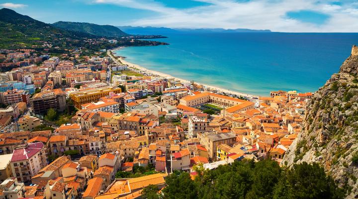 Cefalu, Sicilië, bestemming van TravelBird