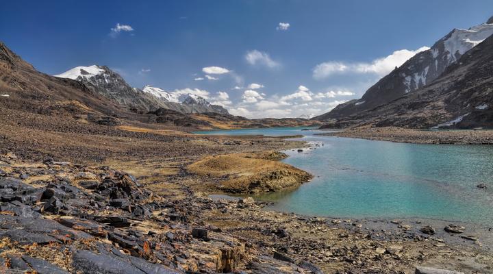 Pamir in Tadjikistan