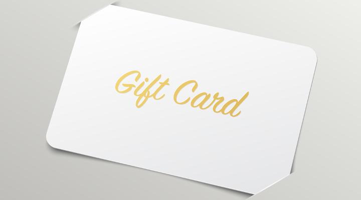 Nieuw bij Belvilla: giftcards