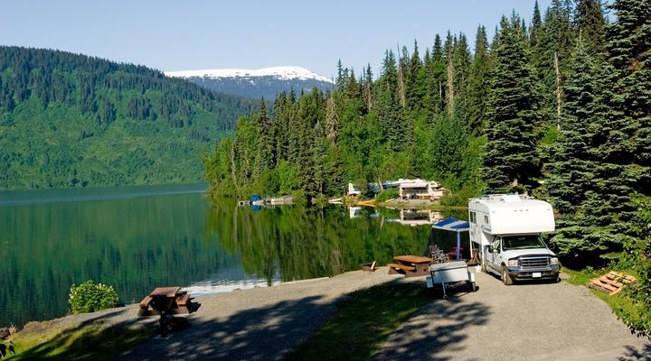 Camperreizen van Travelhome
