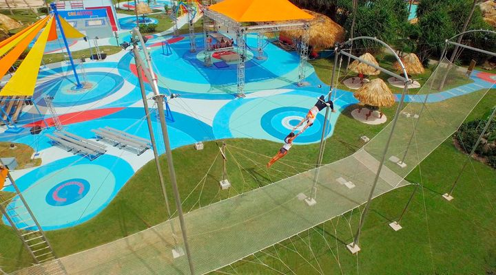 Zo ziet CREACTIVE eruit in Punta Cana