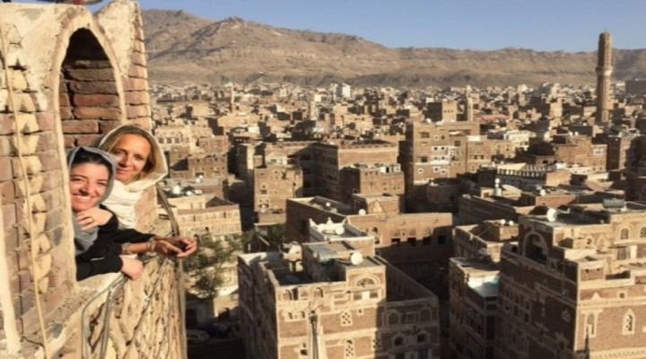 Floortje Dessing in Jemen ©BNNVARA