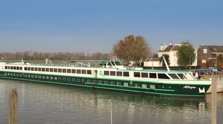 MS Allegro, riviercruiseschip