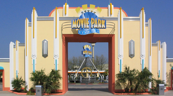 Entree Movie Park Germany