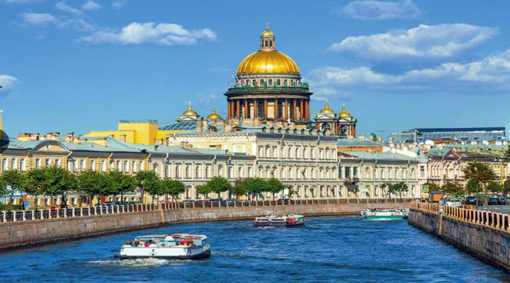 Bezoek Rusland tijdens een ACSI kampeerreis